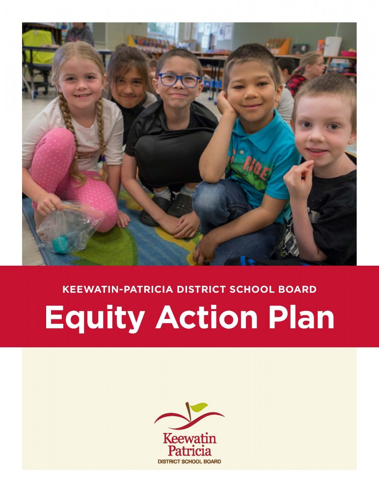 Cover of Equity Action Plan Document