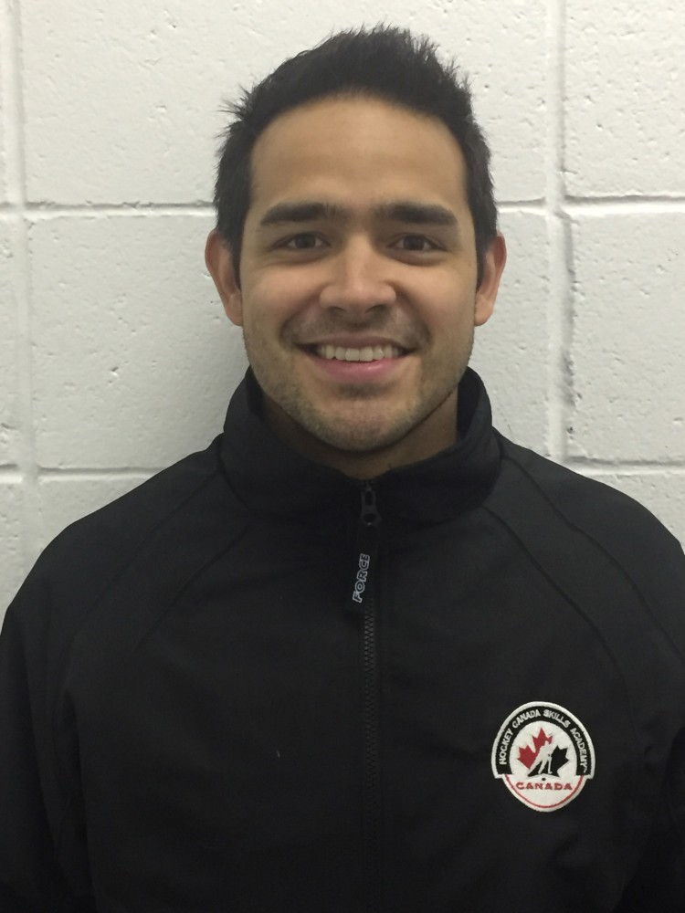 Coach Brooks Mejia