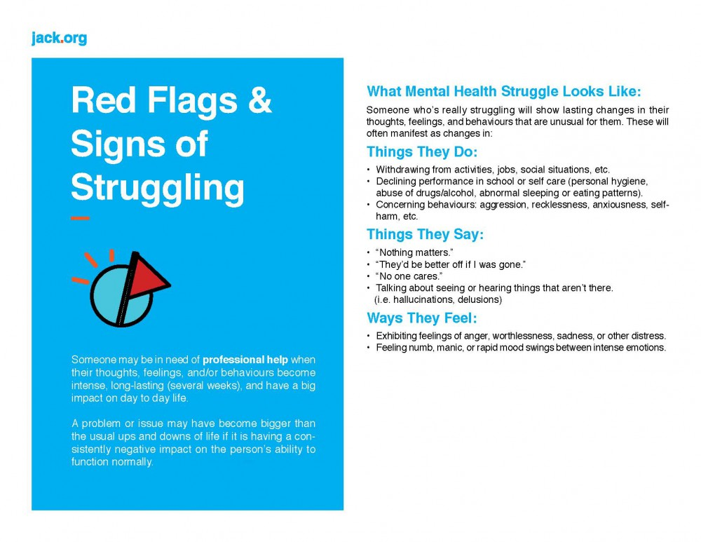 Red Flags Document